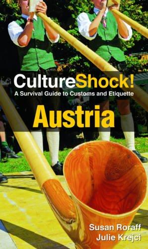 CultureShock! Austria 9780761460510