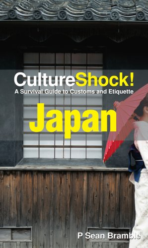 CultureShock! Japan: A Survival Guide to Customs and Etiquette 9780761454885
