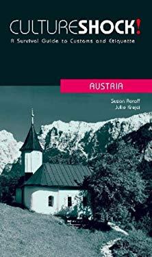 Cultureshock! Austria 9780761453994