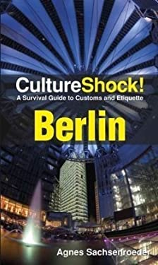 Cultureshock Berlin 9780761456810