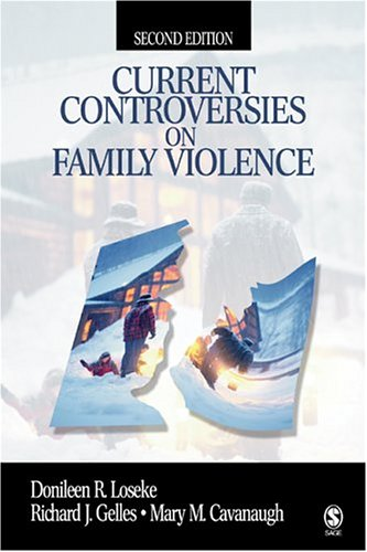 Current Controversies on Family Violence 9780761921066