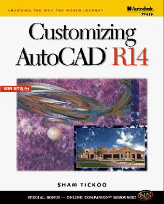 Customizing AutoCAD R14 9780766803640