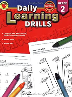 Daily Learning Drills, Grade 2 9780769630922