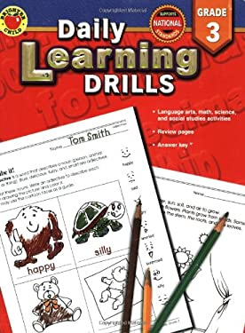 Daily Learning Drills, Grade 3 9780769630939