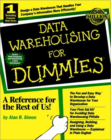 Data Warehousing for Dummies 9780764501708
