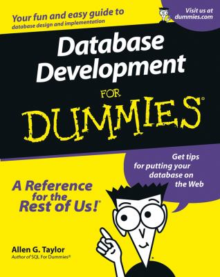 Database Development for Dummi 9780764507526