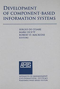 Development of Component-Based Information Systems 9780765612489