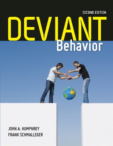 Deviant Behavior 9780763797737