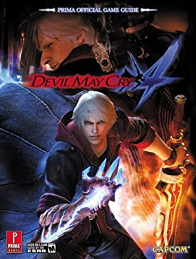 Devil May Cry 4: Prima Official Game Guide 9780761558972