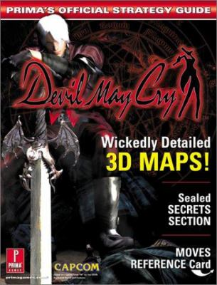 Devil May Cry: Prima's Official Strategy Guide 9780761536970