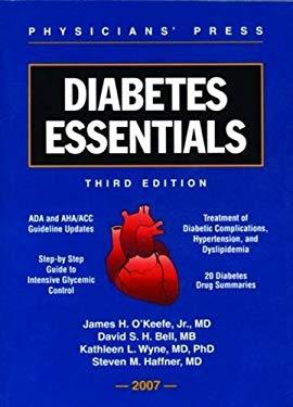Diabetes Essentials 2008 9780763761233