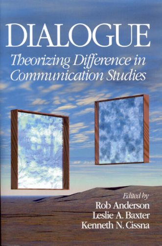 Dialogue: Theorizing Difference in Communication Studies 9780761926719