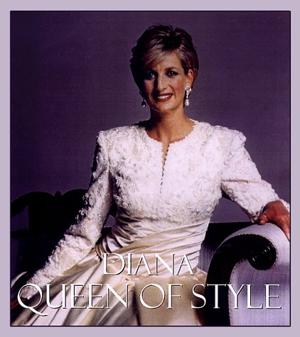Diana, Queen of Style 9780762404056