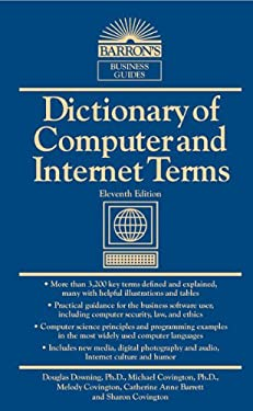 Dictionary of Computer and Internet Terms 9780764147555