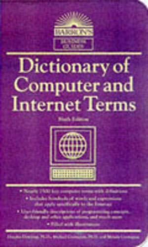 Dictionary of Computer and Internet Terms 9780764100949