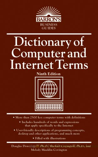 Dictionary of Computer and Internet Terms 9780764134173