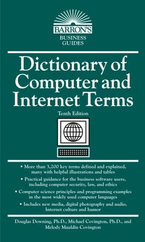 Dictionary of Computer and Internet Terms 9780764141058