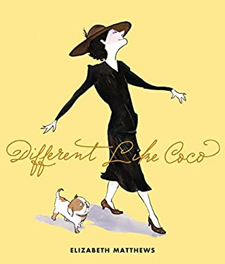 Different Like Coco book cover