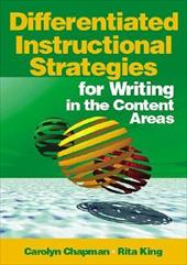Differentiated Instructional Strategies for Writing in the Content Areas 2902895