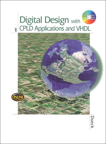 Digital Design with Cpld Applications and VHDL [With CDROM] 9780766811607