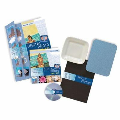 Digital Photo Fun Factory [With 64 Page Guide Book and Photo Paper & Photo Mats and Stencils and Magnets]
