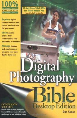 Digital Photography Bible 9780764568756