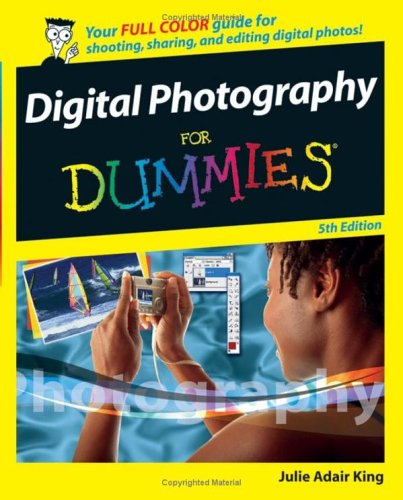 Digital Photography for Dummies 9780764598029