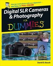 Digital SLR Cameras & Photography for Dummies 2949959