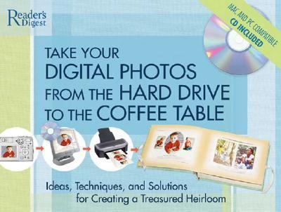 Digital to Print: Create Your Own Photo Album - It's as Easy as 1-2-3! [With CDROM and Instruction Book and Photo Album & Keepsake Box] 9780762108152