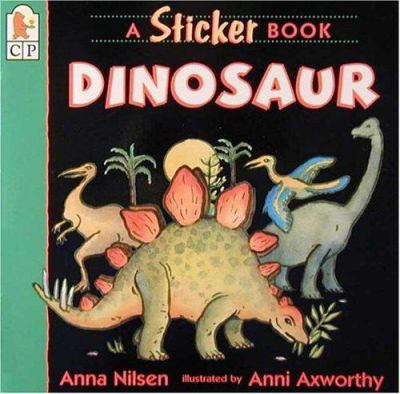Dinosaur: A Sticker Book 9780763604189