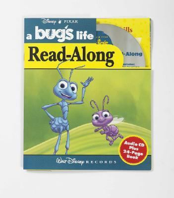 Disney/Pixar a Bug's Life Read-Along [With 24-Page Book] 9780763421809