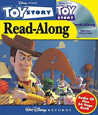 Disney Pixar's Toy Story: Read-Along [With Paperback Book]
