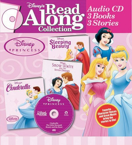 Disney Read Along Princess Collection 9780763411961