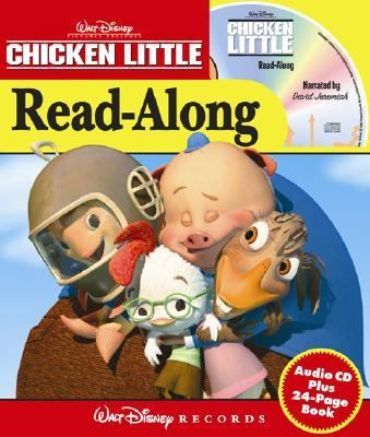 Disney's Chicken Little [With 24 Page Book] 9780763421700