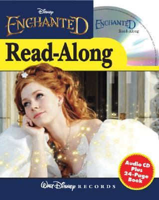 Disney's Enchanted [With 24 Page Book] 9780763421977