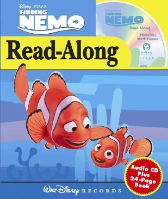Disney's Finding Nemo Read-Along [With Paperback Book] 9780763421724