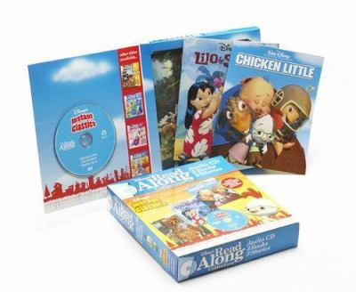 Disney's Instant Classics: Chicken Little/Lilo & Stitch/Brother Bear [With 3 Paperbacks] 9780763411480