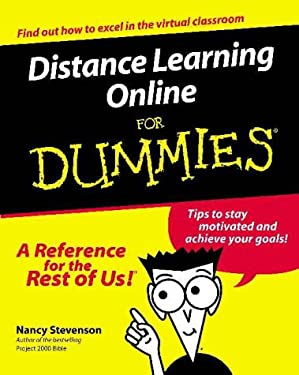Distance Learning for Dummies [With 1] 9780764507632