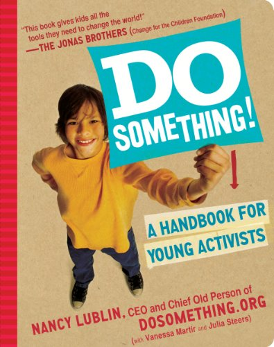 Do Something!: A Handbook for Young Activists