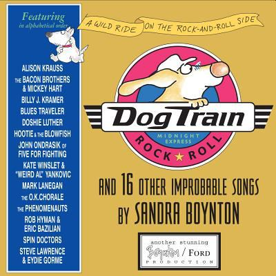 Dog Train: A Wild Ride on the Rock-And-Roll Side 9780761144472
