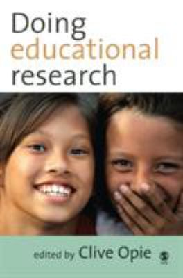 Doing Educational Research 9780761970019