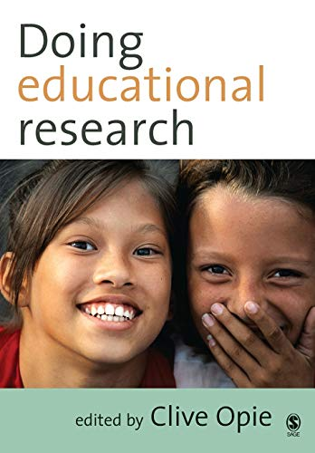 Doing Educational Research 9780761970026