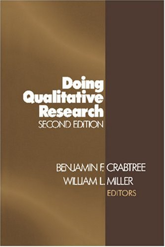 Doing Qualitative Research 9780761914983