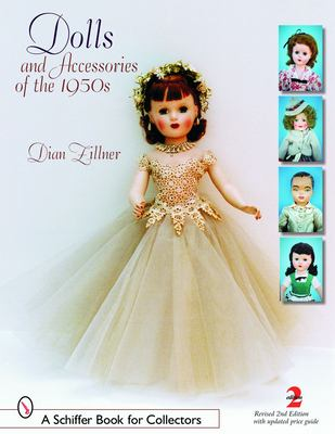 Dolls and Accessories of the 1950s 9780764322426
