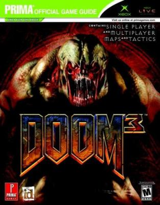Doom 3: Prima Official Game Guide 9780761549796