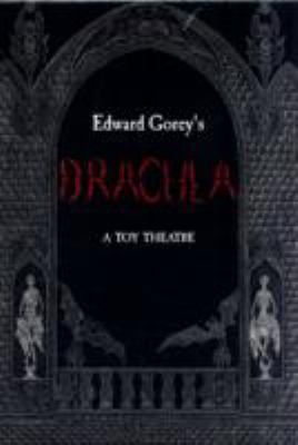 Dracula: A Toy Theatre 9780764945410