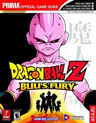 Dragon Ball Z: Buu's Fury: Prima Official Game Guide 9780761546771