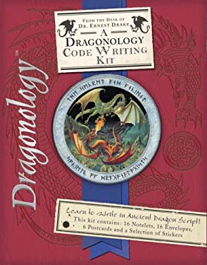 Dragonology Code-Writing Kit: From the Desk of Dr. Ernest Drake [With Stickers and 16 Envelopes and 6 Postcards and 16 Sheets of Notepaper] 9780763636890