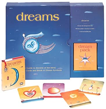 Dreams: A New Guide to the Secrets of the Mind, with Dream Cards and Book of Dream Symbols [With Cards and Other] 9780762403301