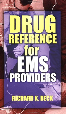 Drug Reference for EMS Providers 9780766826779